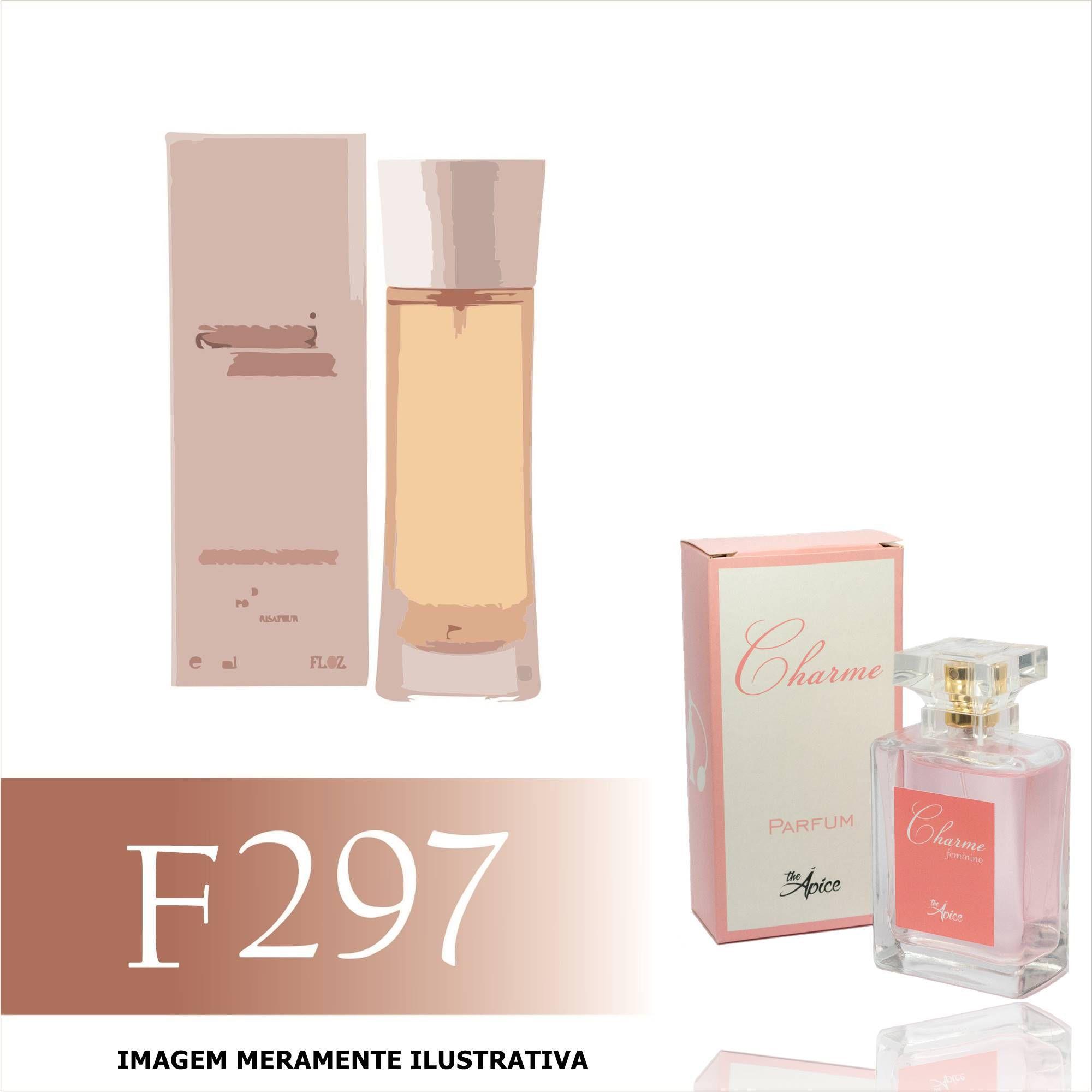 3074b7227 Perfume F297 Inspirado no Armani Mania da Giorgio Armani Feminino