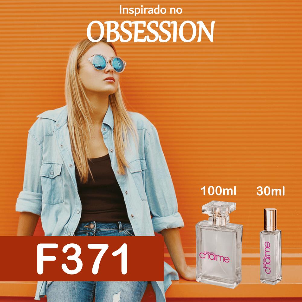 Perfume F371 Inspirado no Obsession Feminino