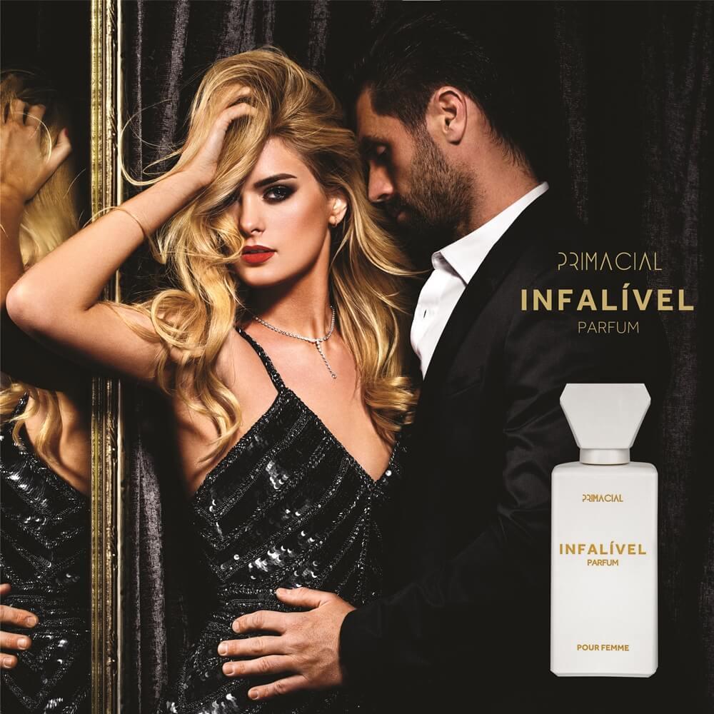 Perfume Feminino Infalível Pour Femme 50ml