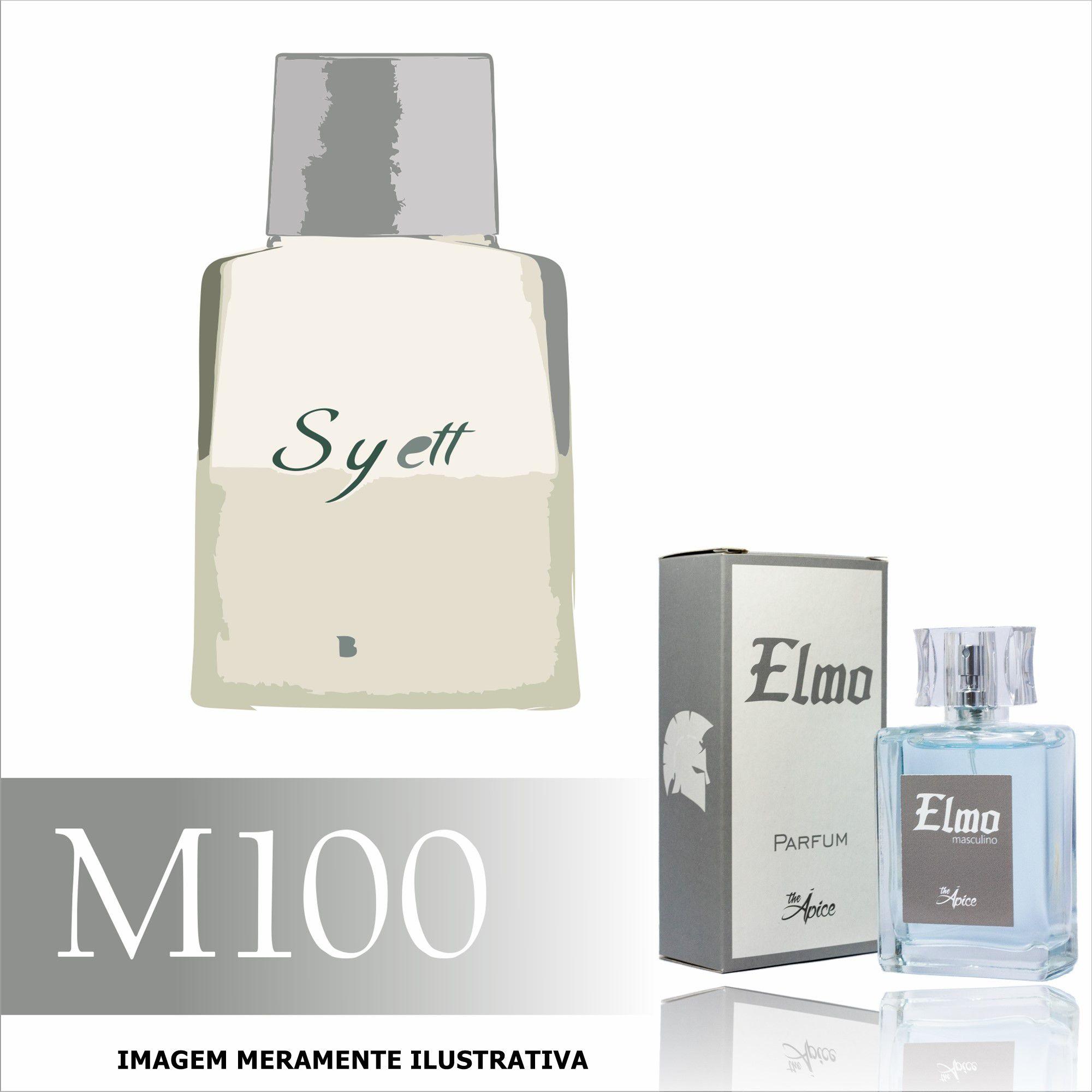 Perfume M100 Inspirado no Styletto da O Boticário Masculino