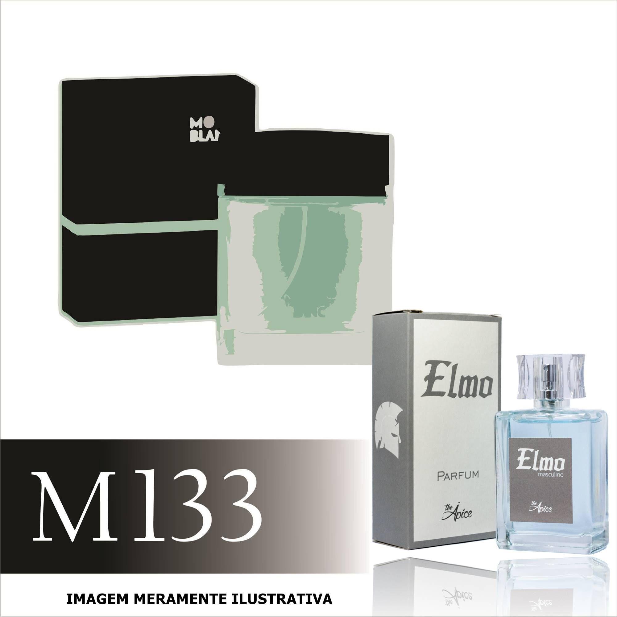 Perfume M133 Inspirado no Presence da Montblanc Masculino