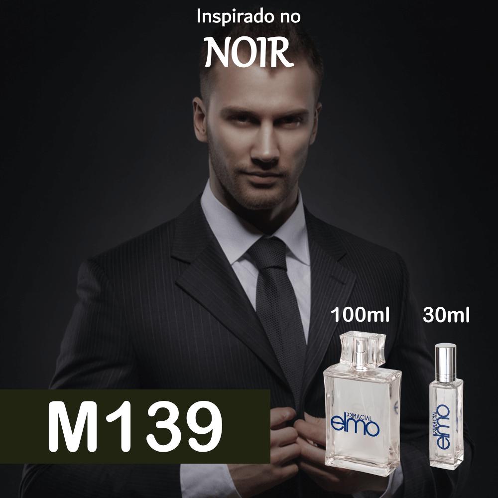 Perfume M139 Inspirado no Noir EDP Masculino