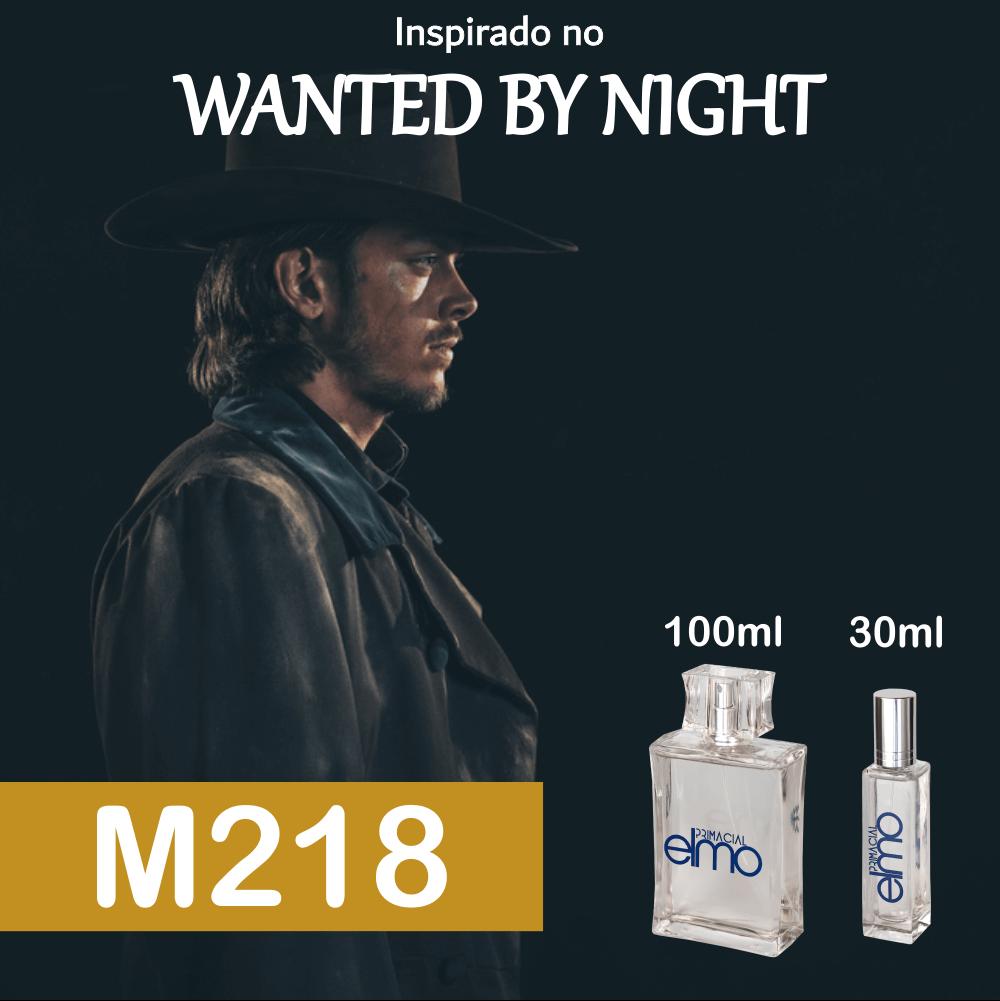 Perfume M218 Inspirado no Wanted By Night Masculino