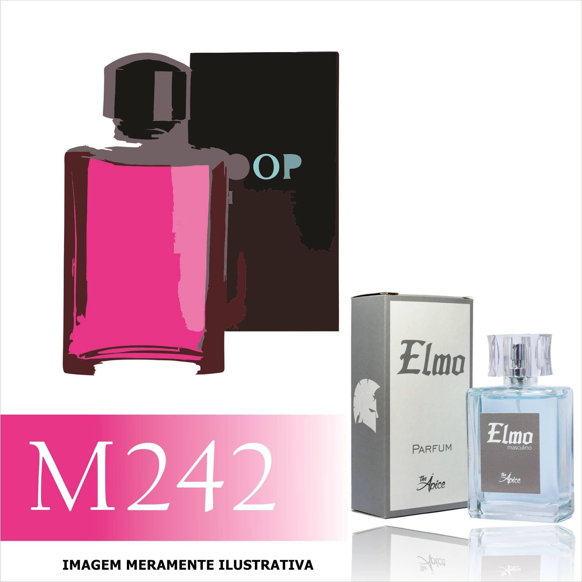 Perfume M242 Inspirado no Joop! Homme da Joop! Masculino