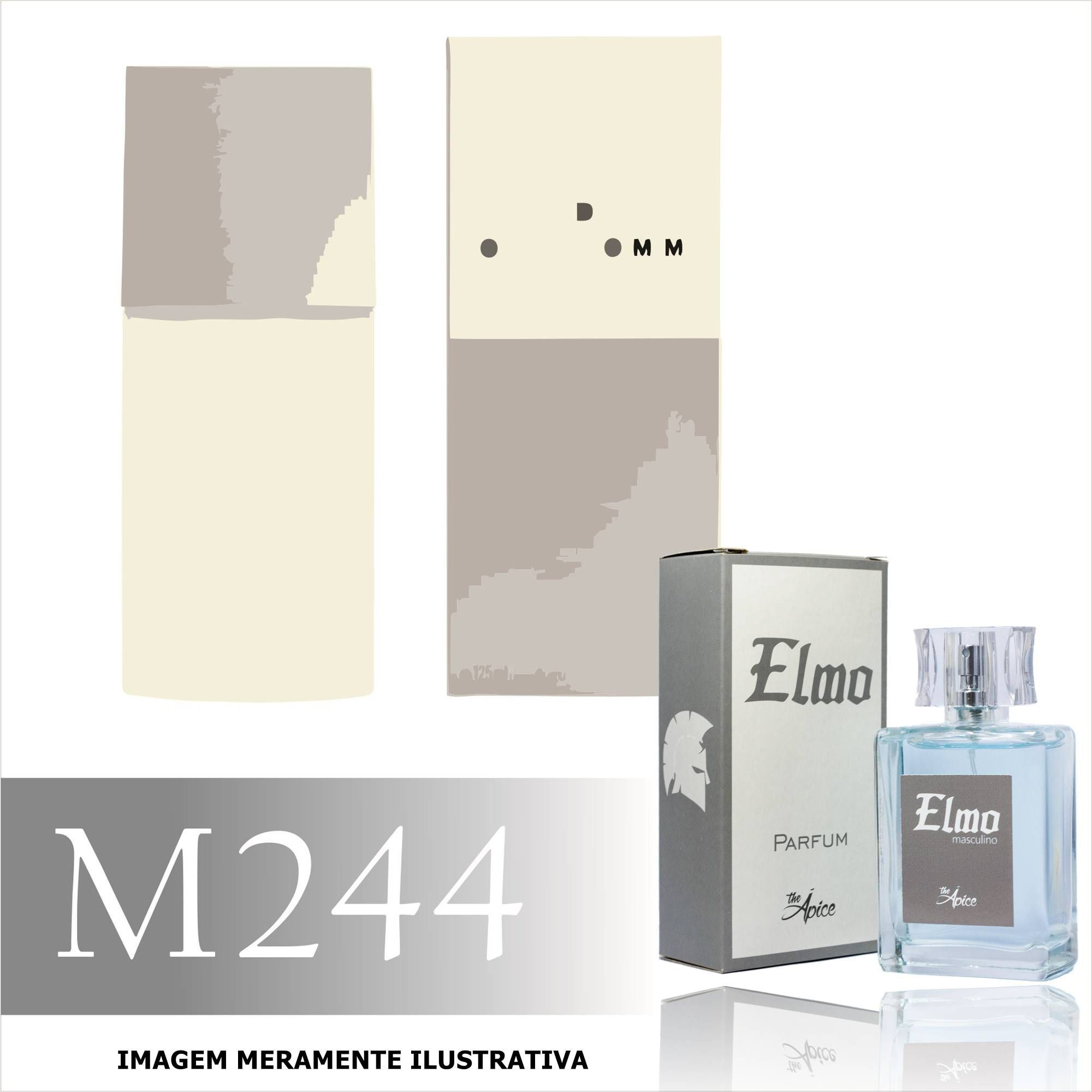 Perfume M244 Inspirado no L'eau D'issey da Issey Miyake Masculino
