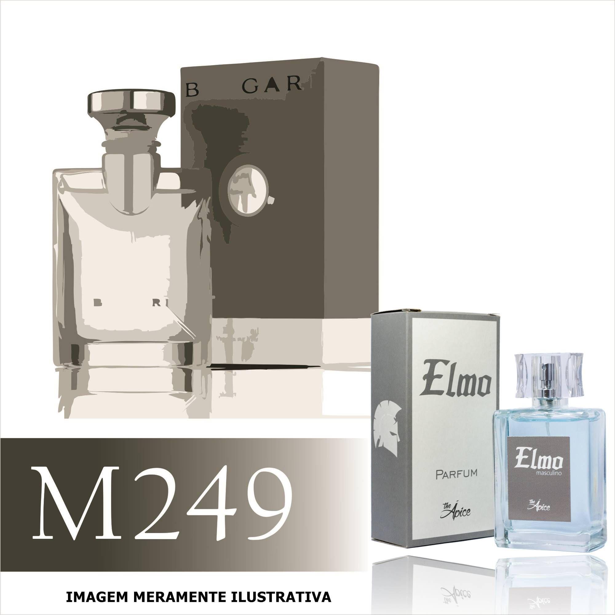 Perfume M249 Inspirado no Bvlgari Pour Homme da Bvlgari Masculino