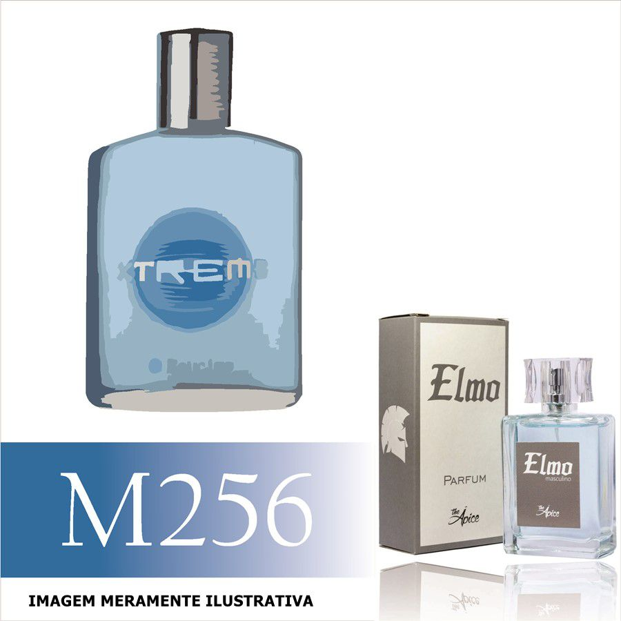 Perfume M256 Inspirado no Xtreme da O Boticário Masculino