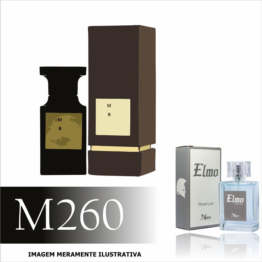 Perfume M260 Inspirado no Tobacco Vanille da Tom Ford Masculino