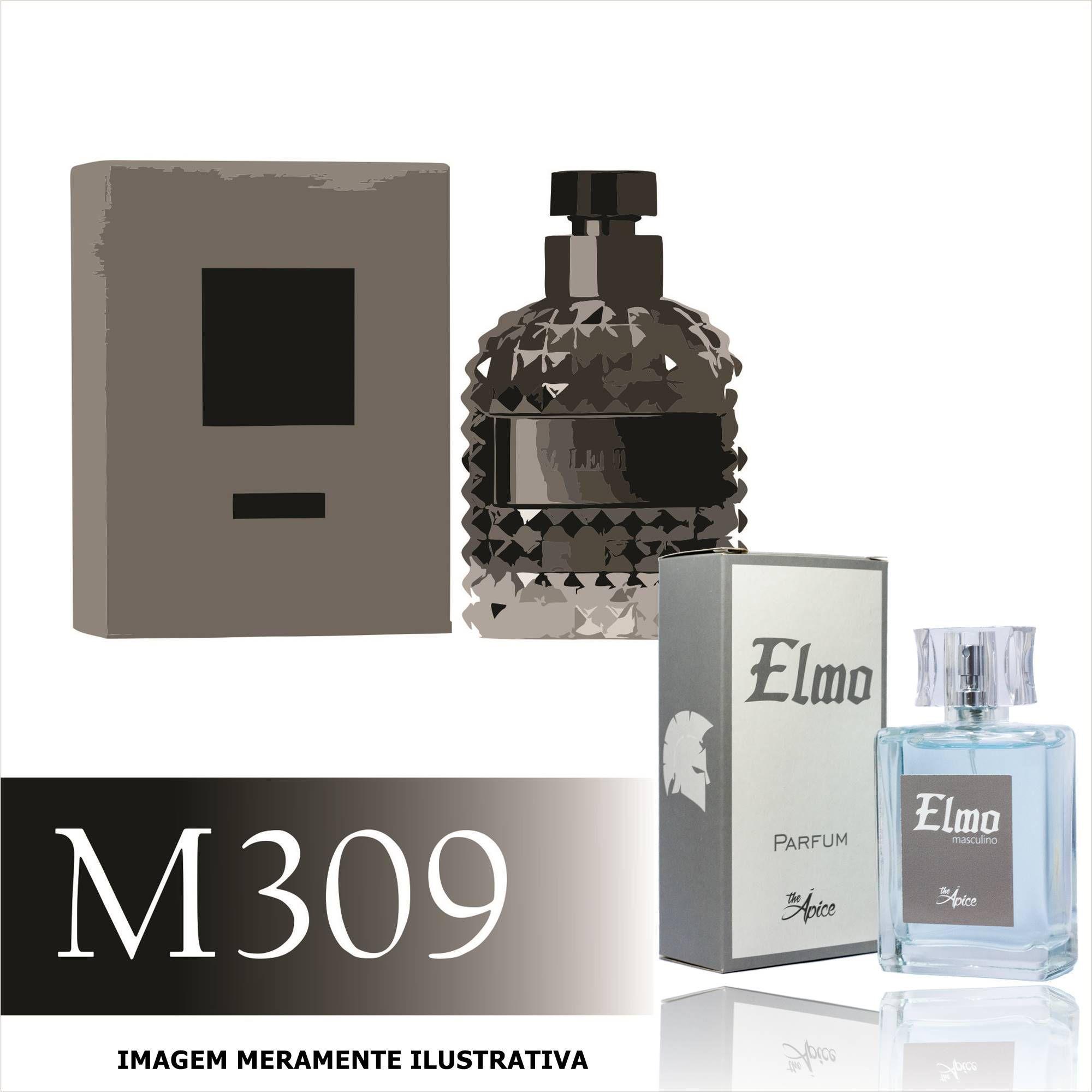 Perfume M309 Inspirado no Valentino Uomo Intense da Valentino Masculino