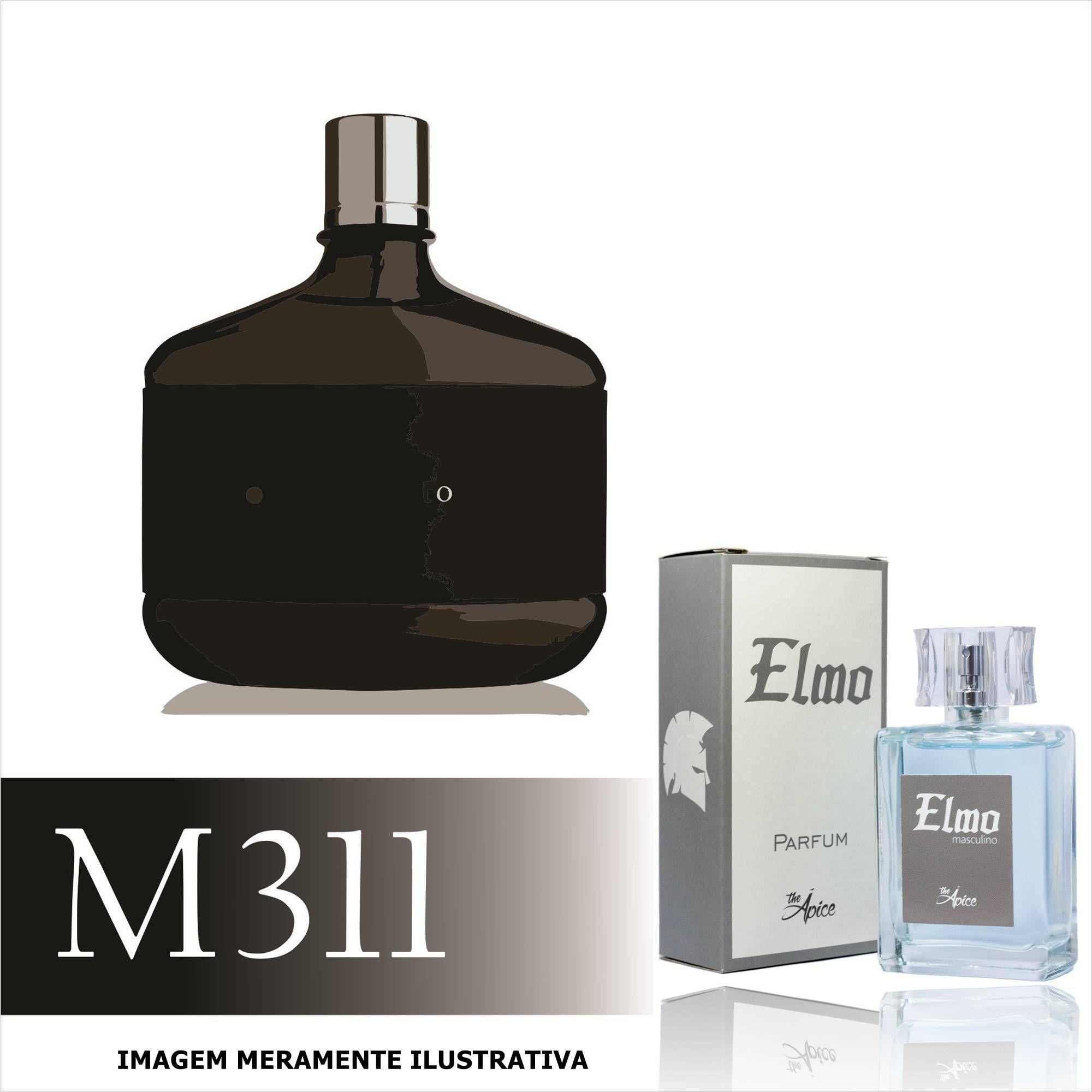 Perfume M311 Inspirado no John Varvatos da John Varvatos Masculino