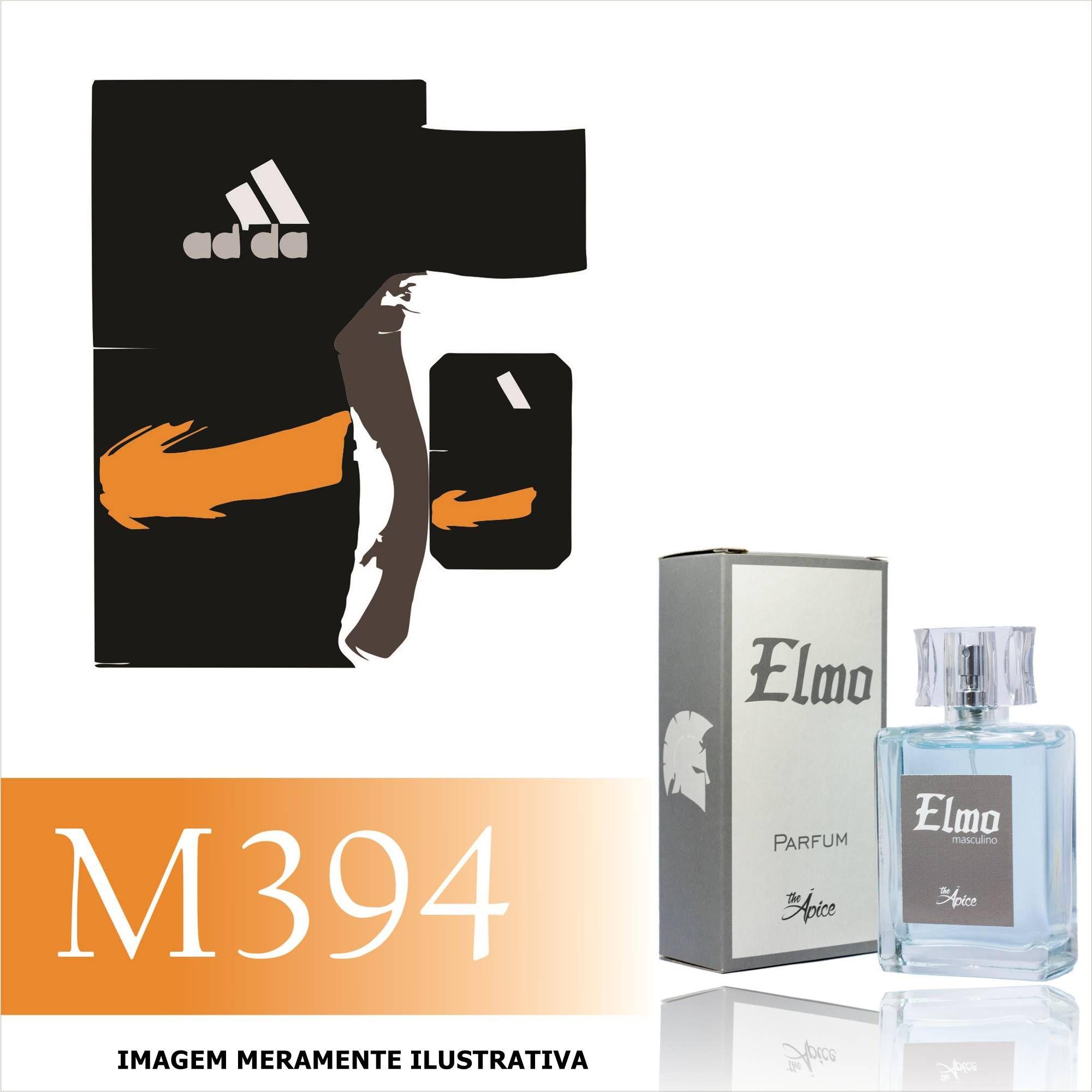Perfume M394 Inspirado no Adidas Deep Energy da Adidas Masculino