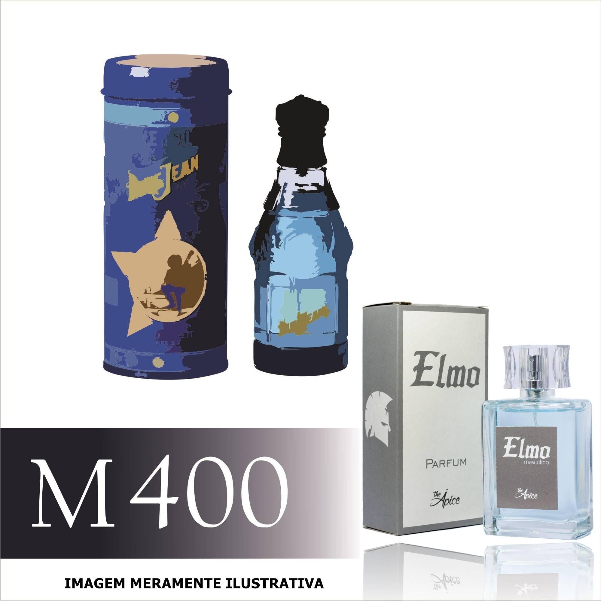 Perfume M400 Inspirado no Blue Jeans da Versace Masculino