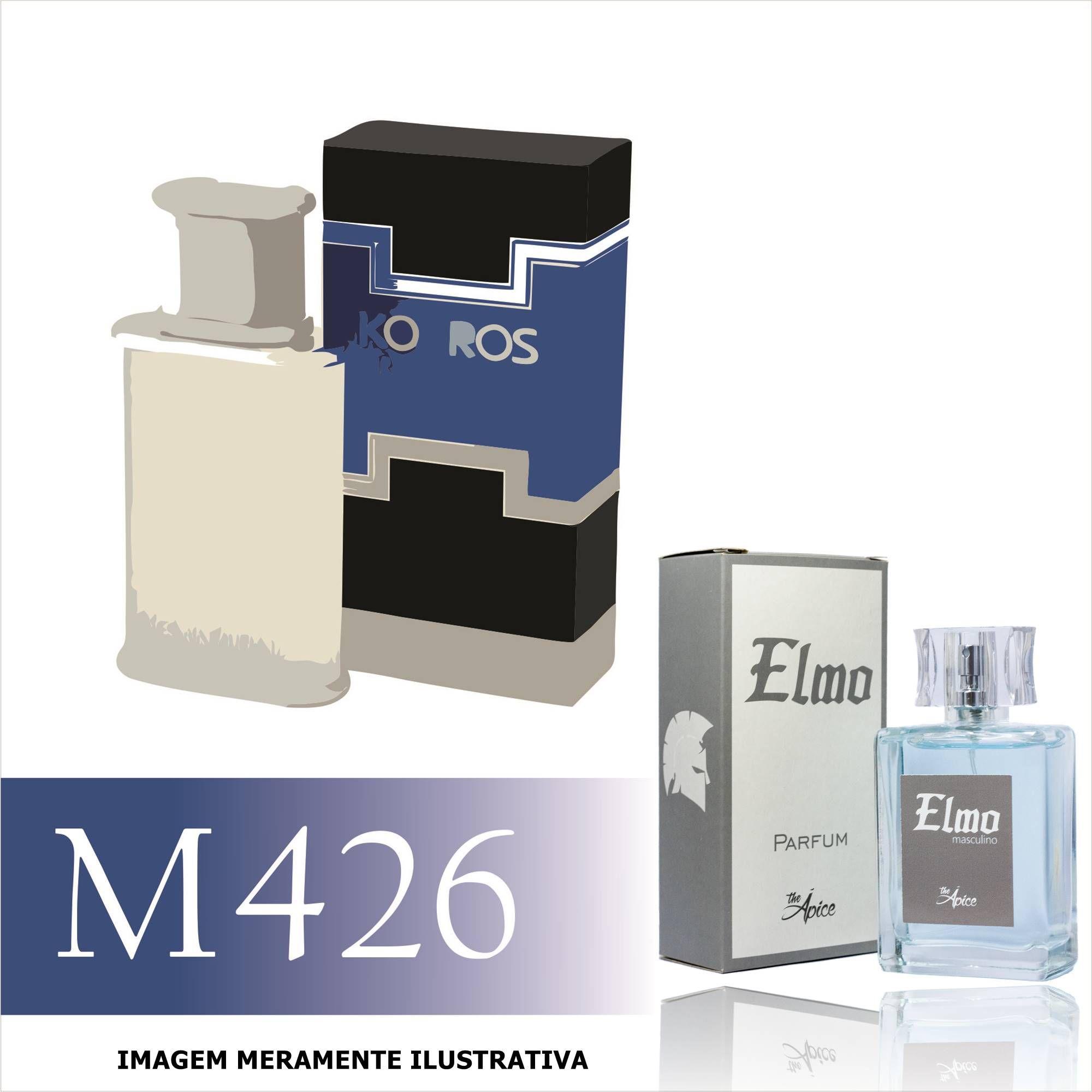 Perfume M426 Inspirado no Kouros Fraicheur da Yves Saint Laurent Masculino