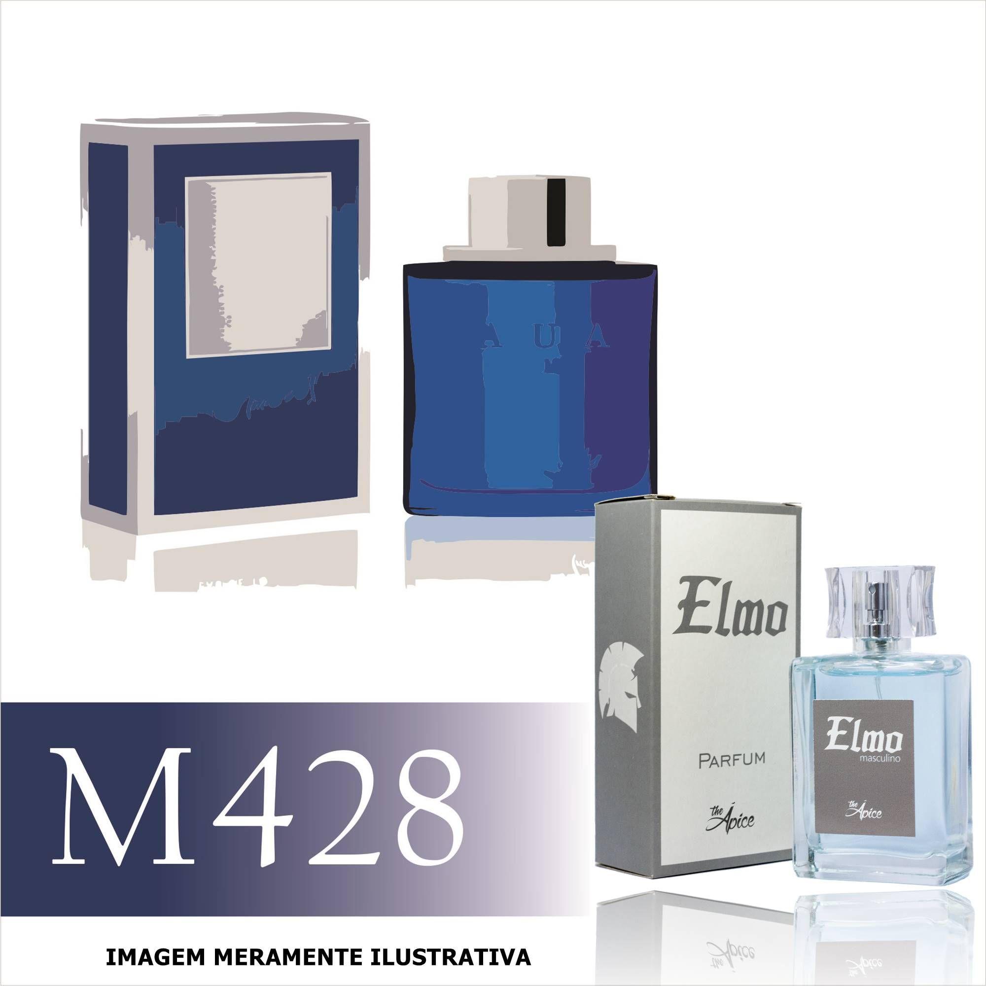 Perfume M428 Inspirado no Laguna da Salvador Dali Masculino