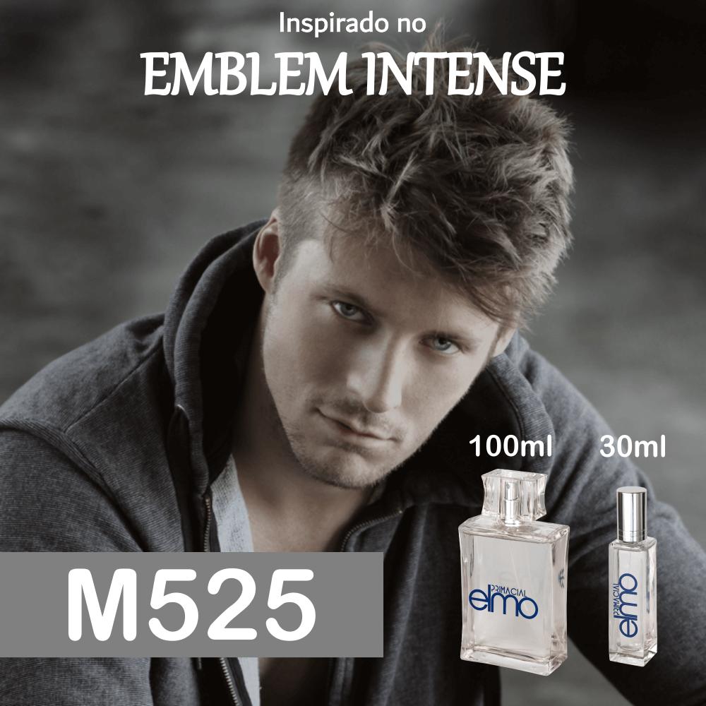 Perfume M525 Inspirado no Emblem Intense Masculino