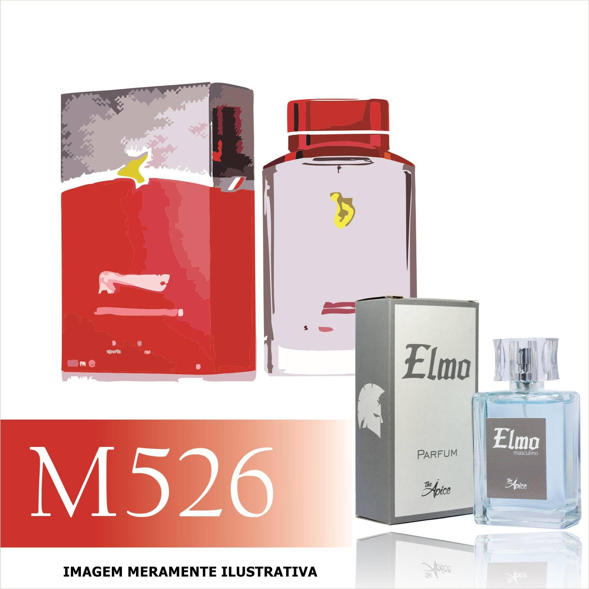 Perfume M526 Inspirado no Ferrari Scuderia Club da Ferrari Masculino
