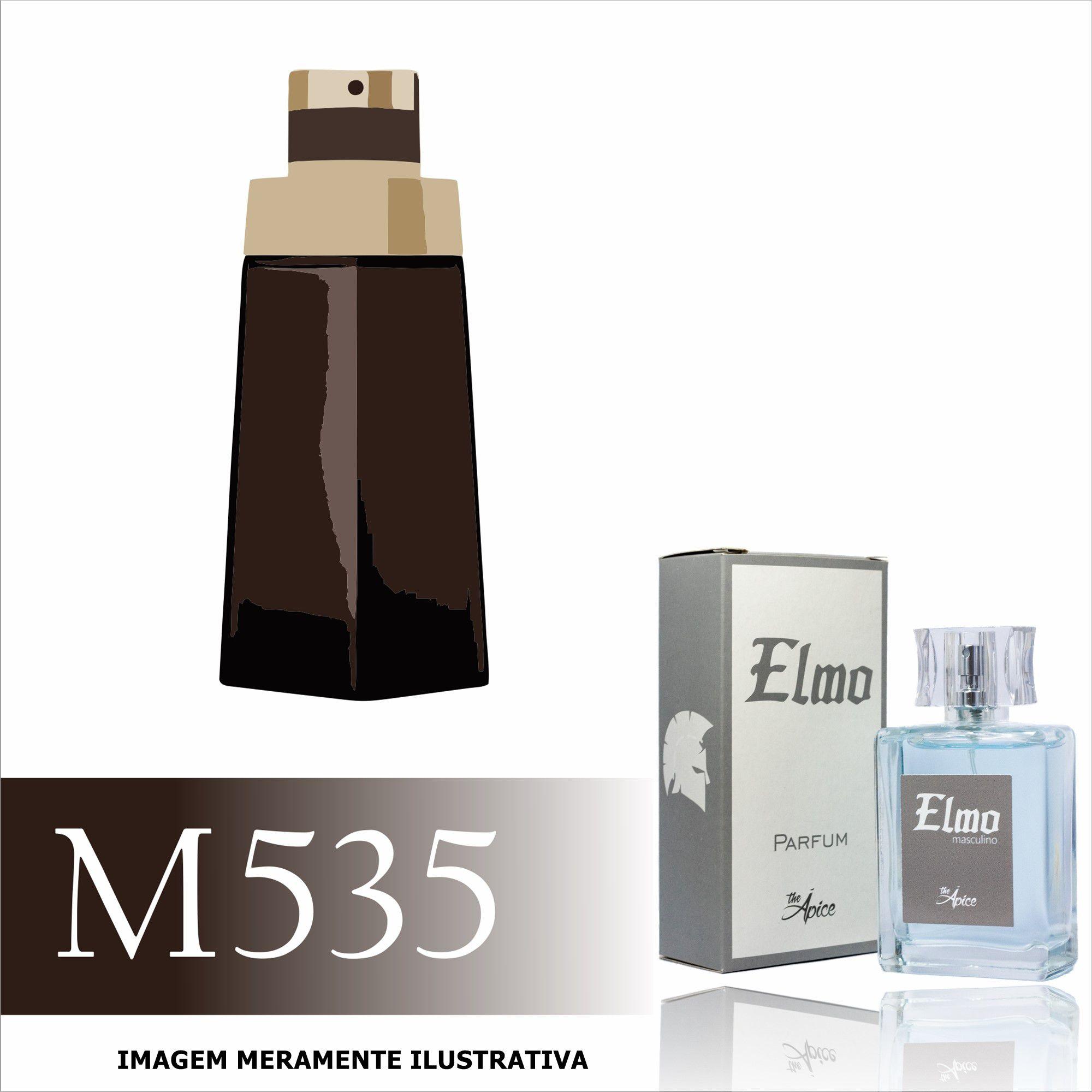 Perfume M535 Inspirado no Malbec Absoluto da O Boticário Masculino