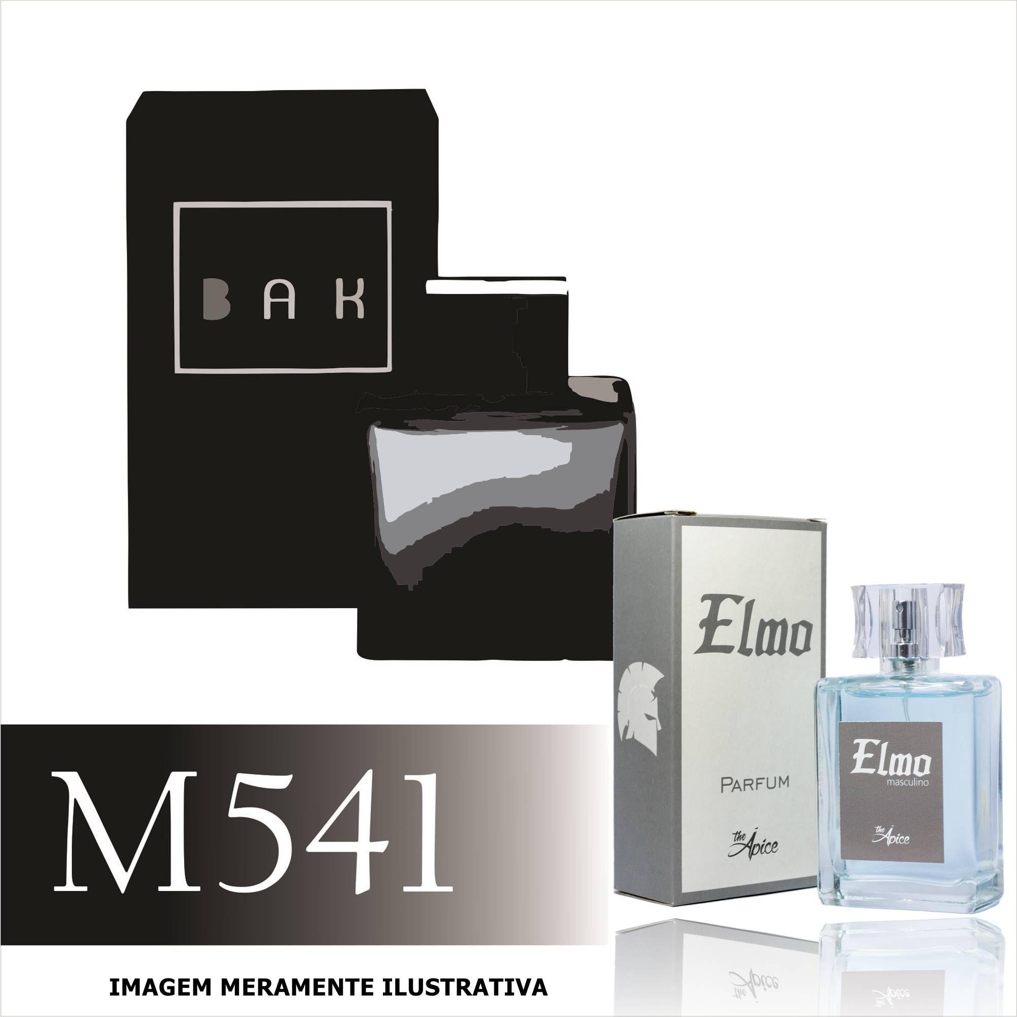 Perfume M541 Inspirado no Seduction in Black da Antonio Banderas Masculino