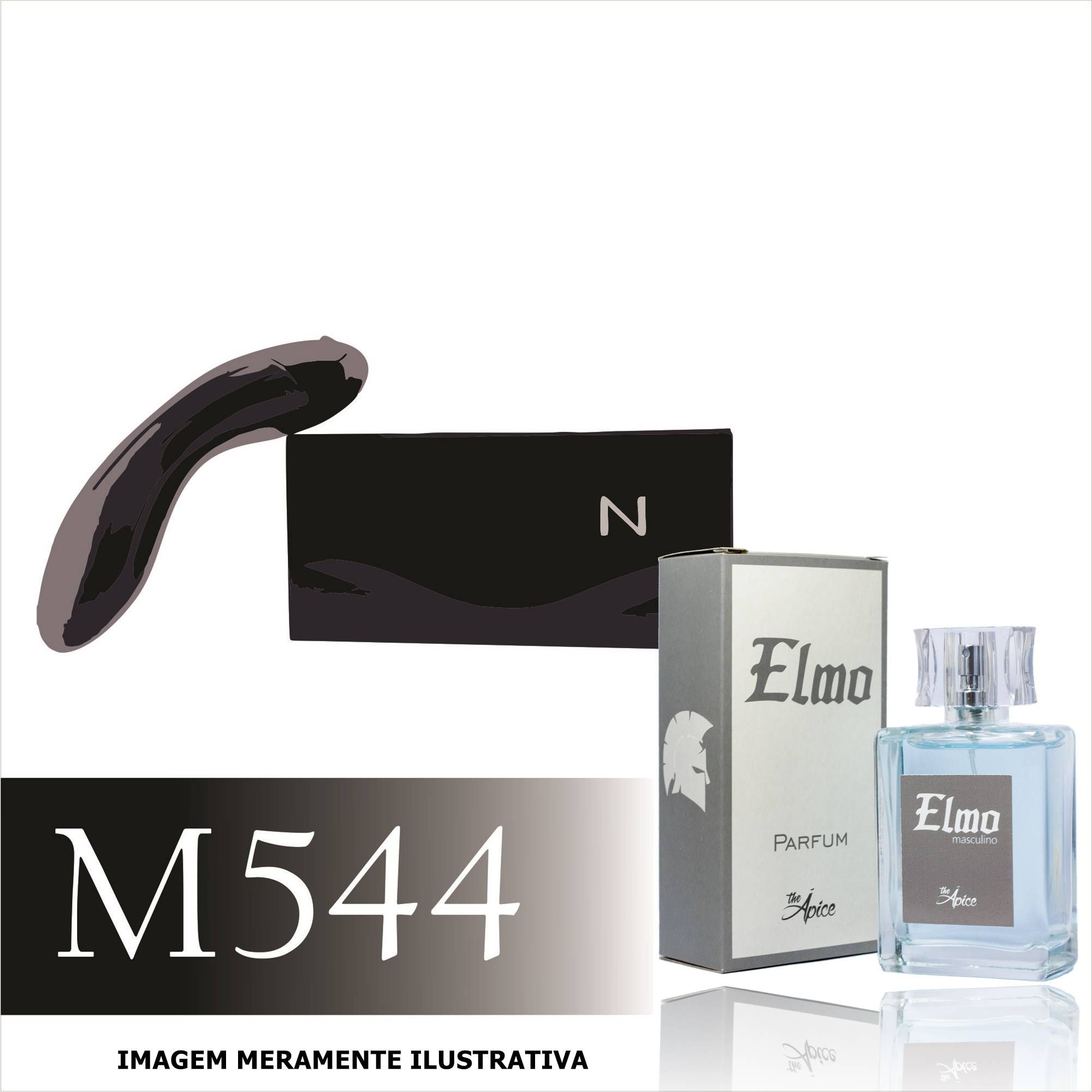 Perfume M544 Inspirado no Twin for Men da Azzaro Masculino