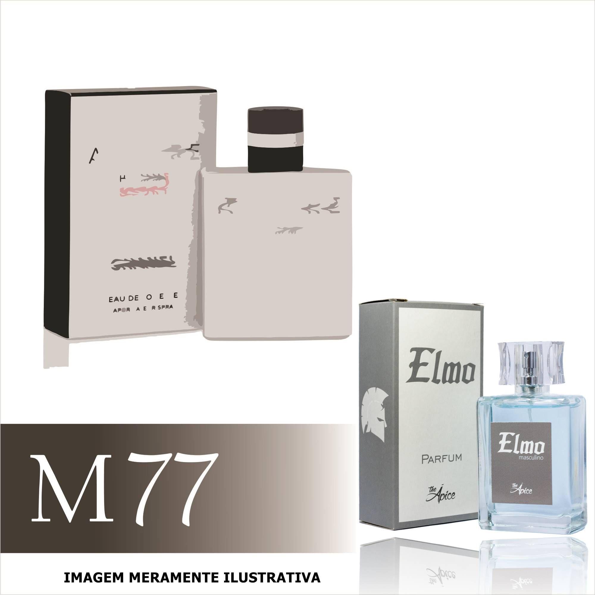 3a1f7c459 Perfume M77 Inspirado no Allure Homme Sport da Chanel Masculino