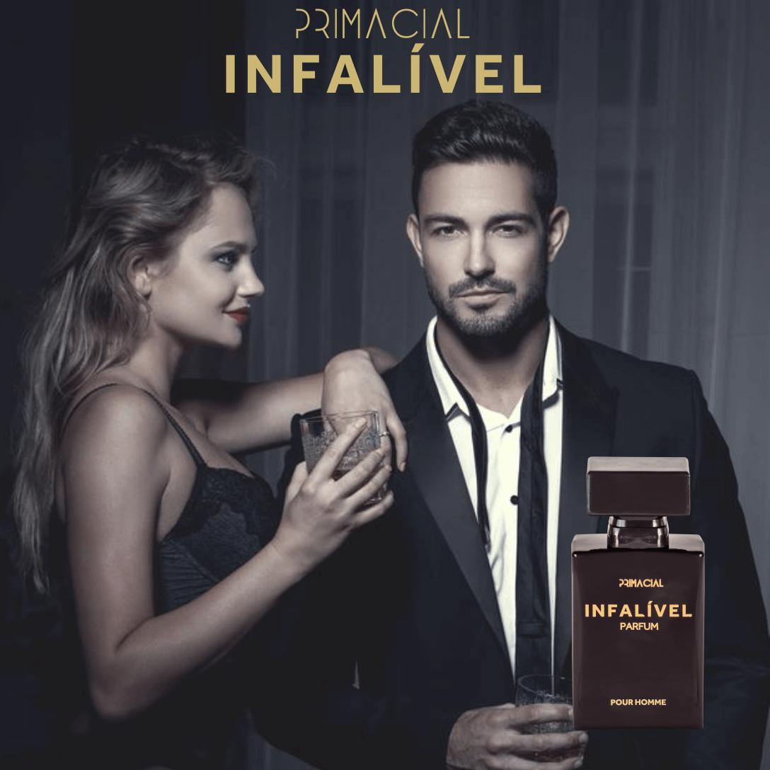 Perfume Masculino Infalível Pour Homme 50ml