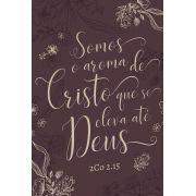 Bíblia NVT Aroma de Cristo - Letra Grande