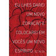 Bíblia NVT Novo Coração - Letra Normal