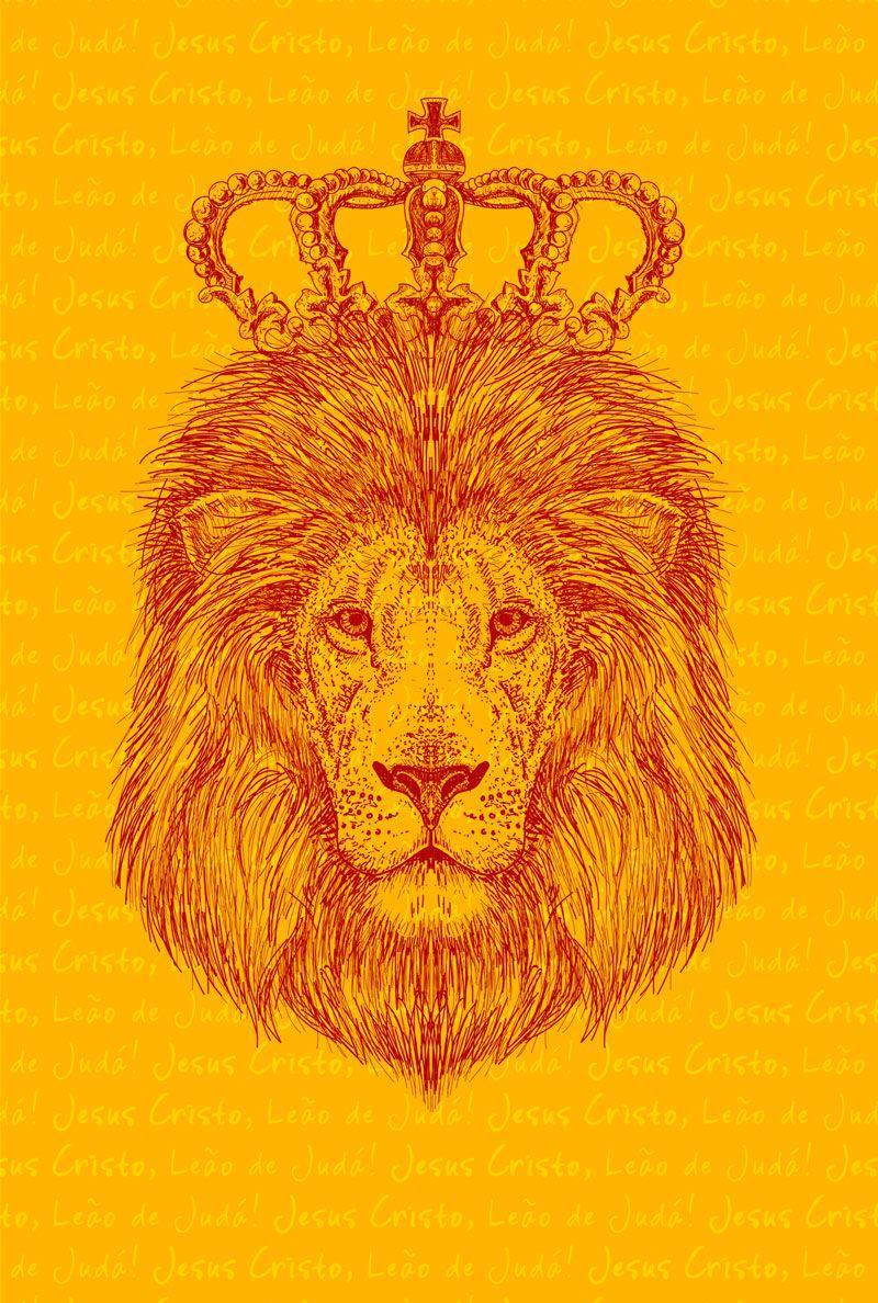 Bíblia NVT Jesus Leão de Judá - Letra Normal