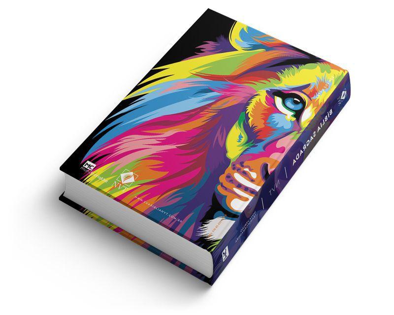 Bíblia NVT Lion Colors - Letra Grande
