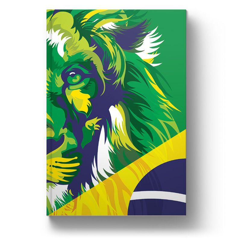 Lion Colors - Brazil