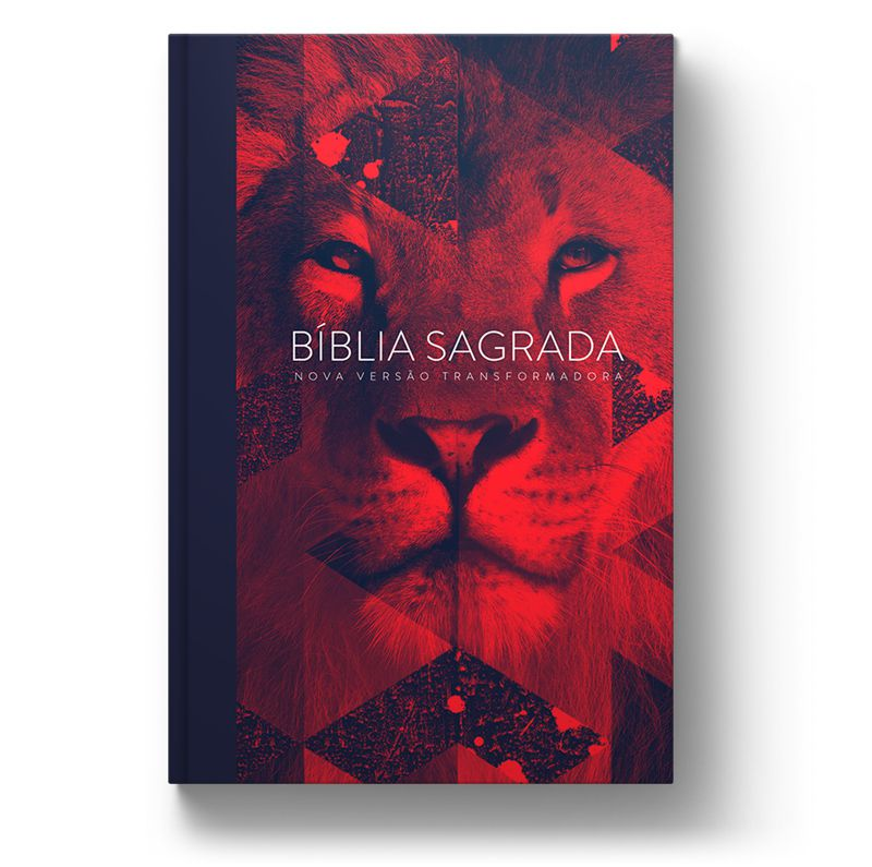 Bíblia NVT Red Lion - Letra Normal