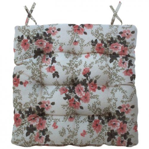 Almofada Assento Para Cadeira Firenze 40x40cm - Ecaza