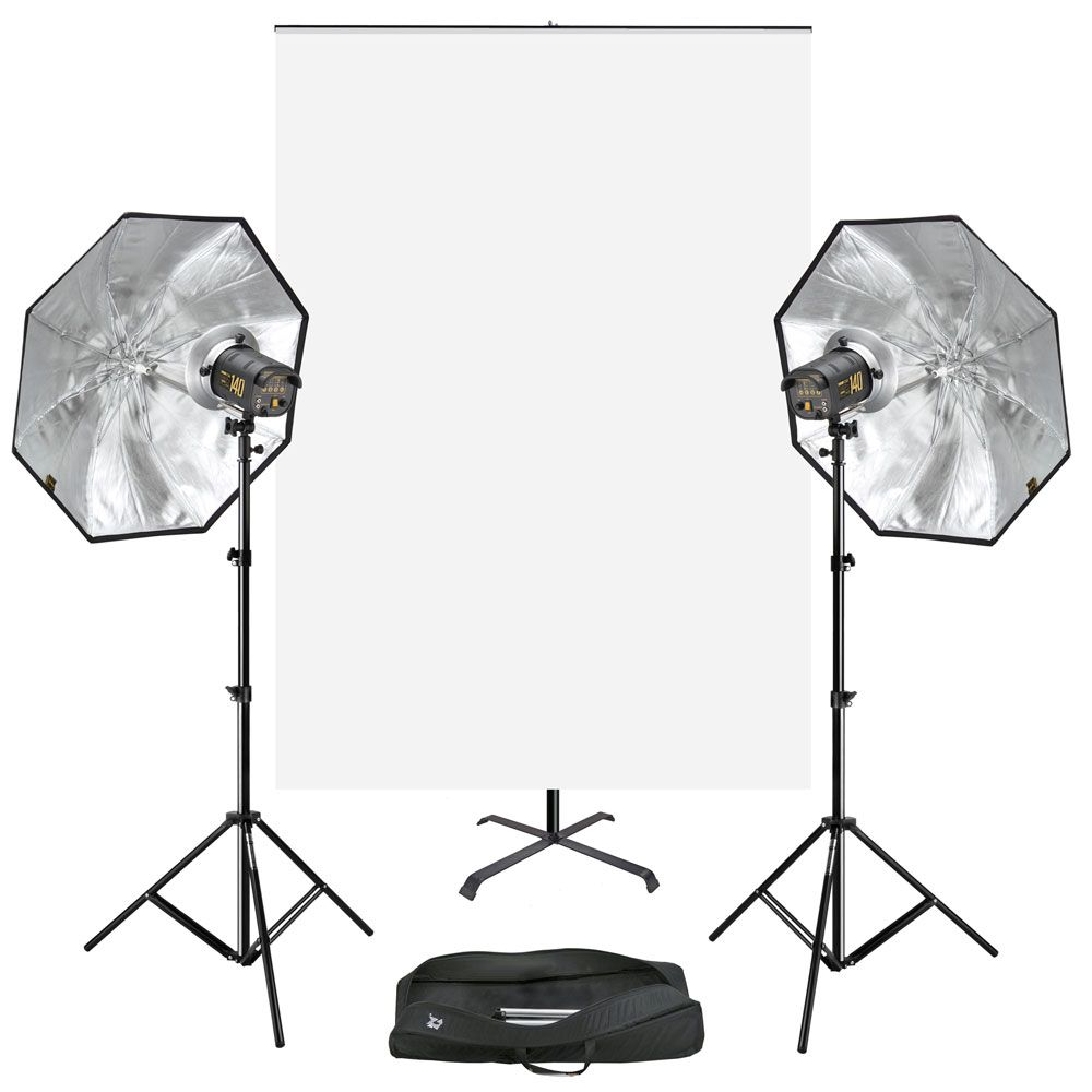 AT1002D Studio Digital Compact Flash Retrato
