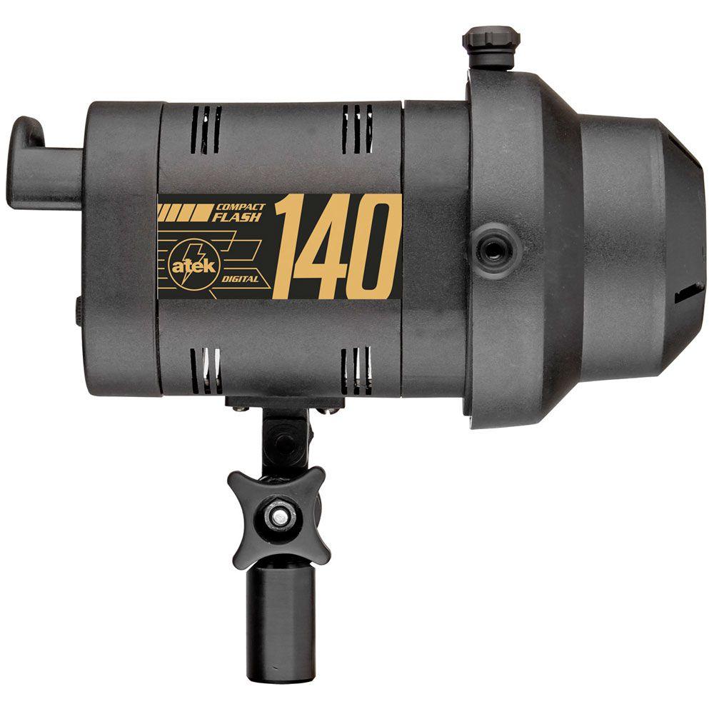 AT142C Studio Digital Compact Flash 140 para Luz de Cabelo