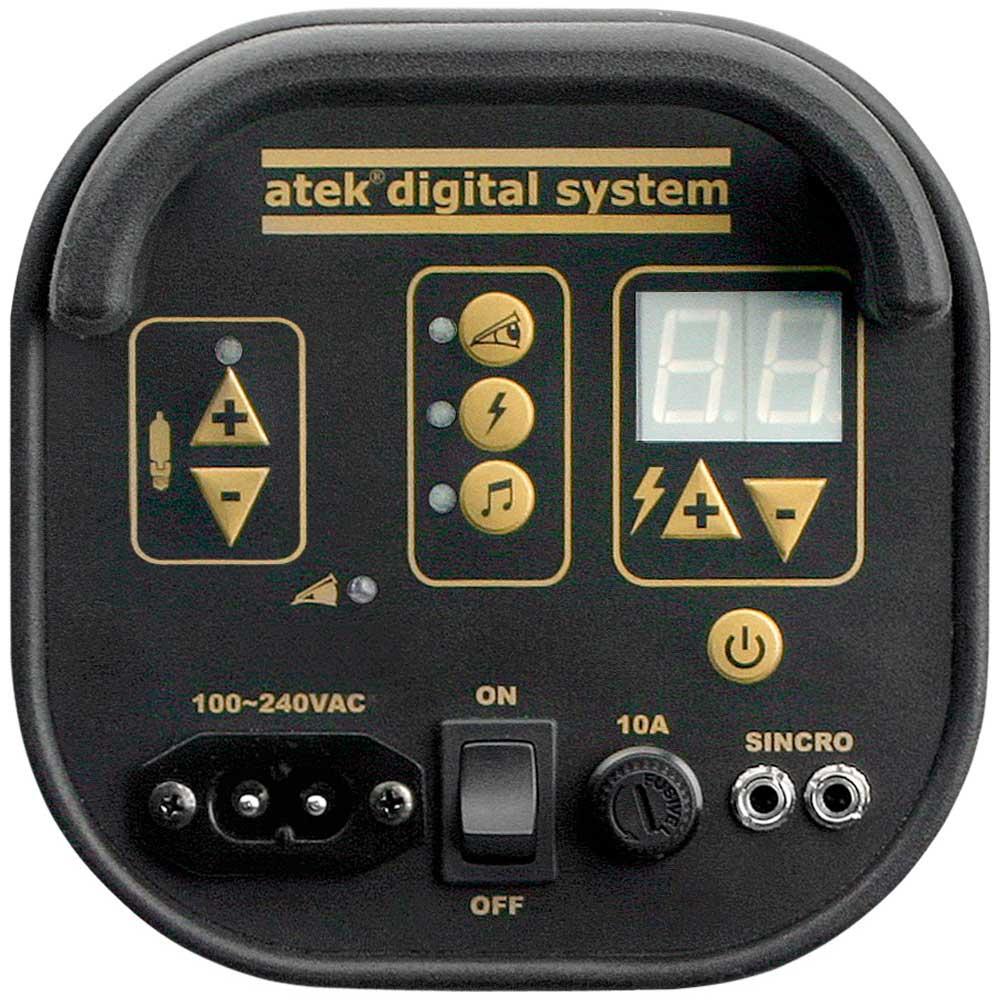 AT201D Studio Digital Control 200