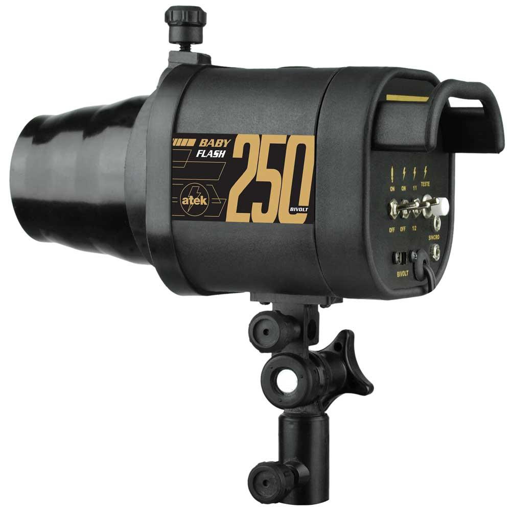 AT250BB Flash Analógico Modelo Baby 250