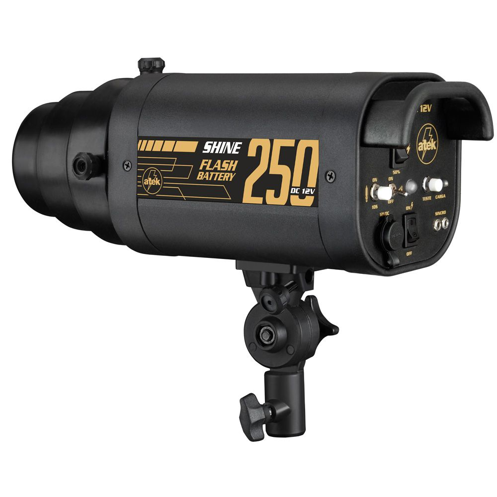 AT251 Flash Shine 250 - 12VDC  - avulso