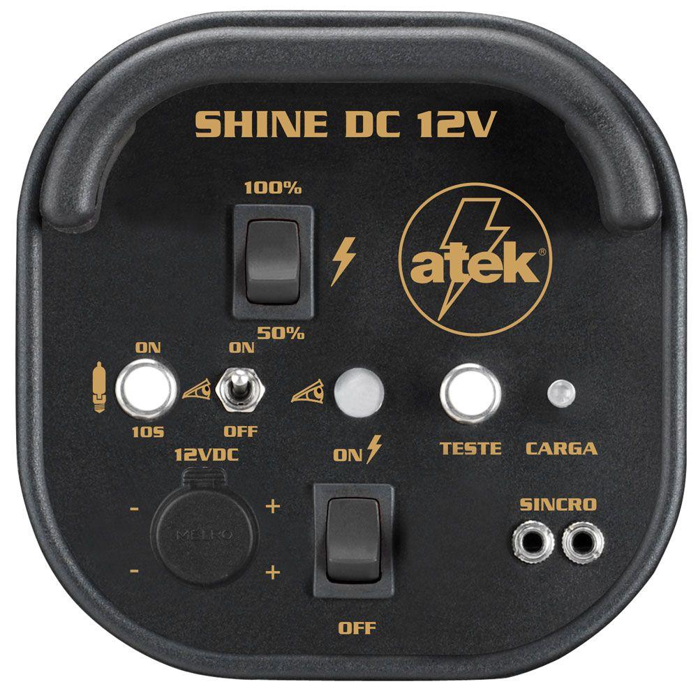 AT251X1 - Conjunto Flash Shine 250 com módulo de energia