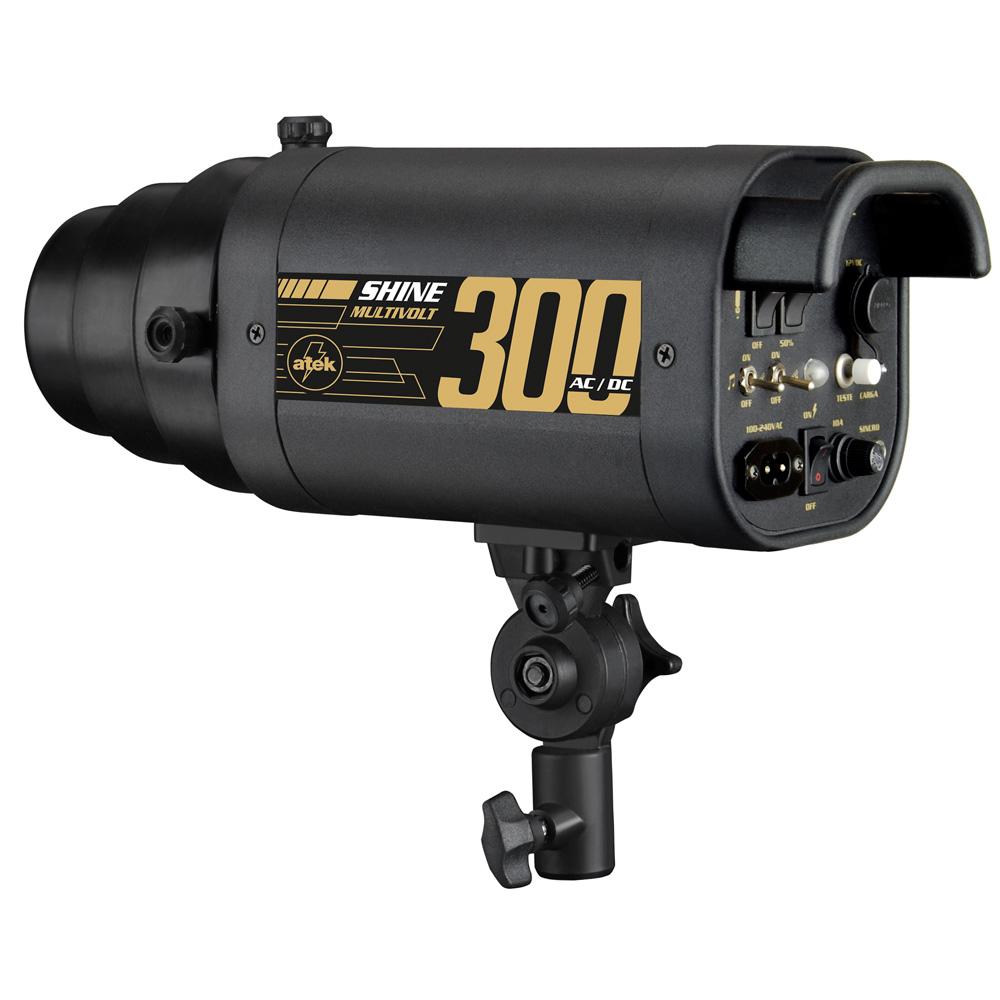 AT301 Conjunto Shine 300 Multivolt AC/DC