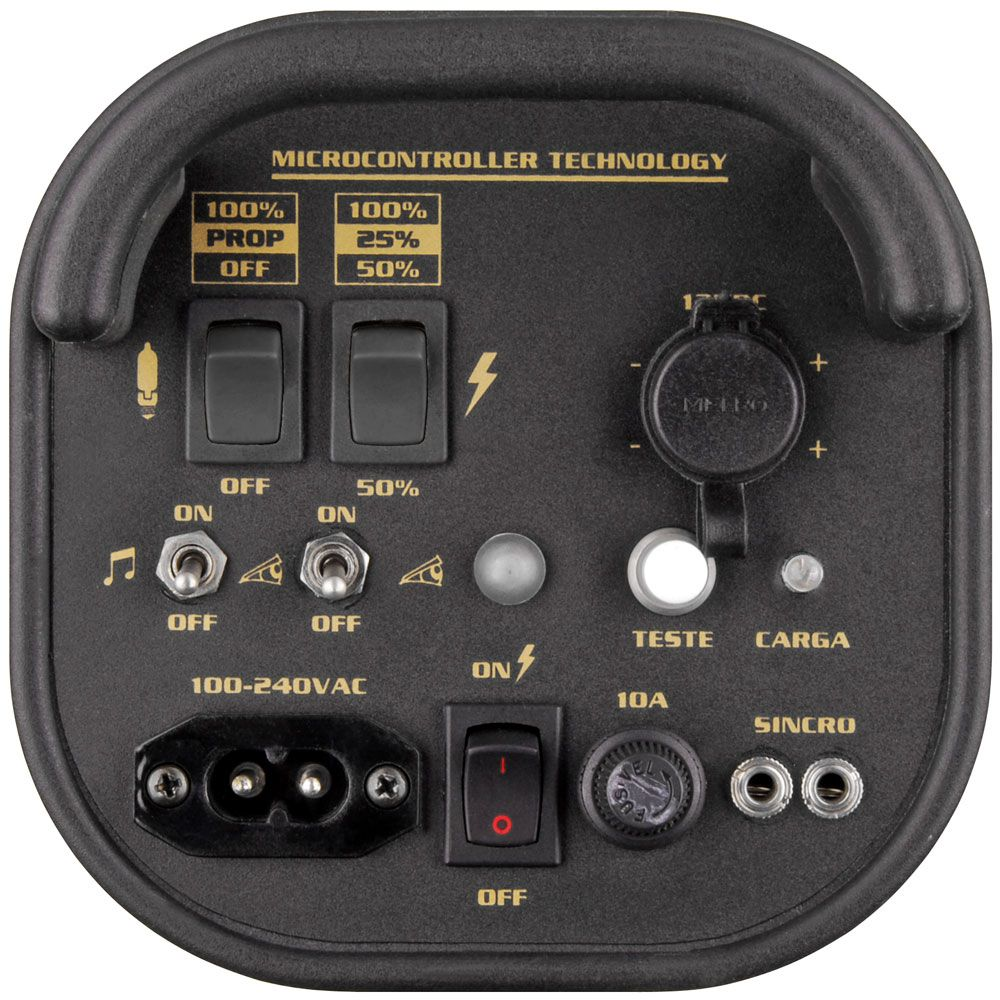 AT302 Flash Shine 300 Multivolt AC/DC - avulso