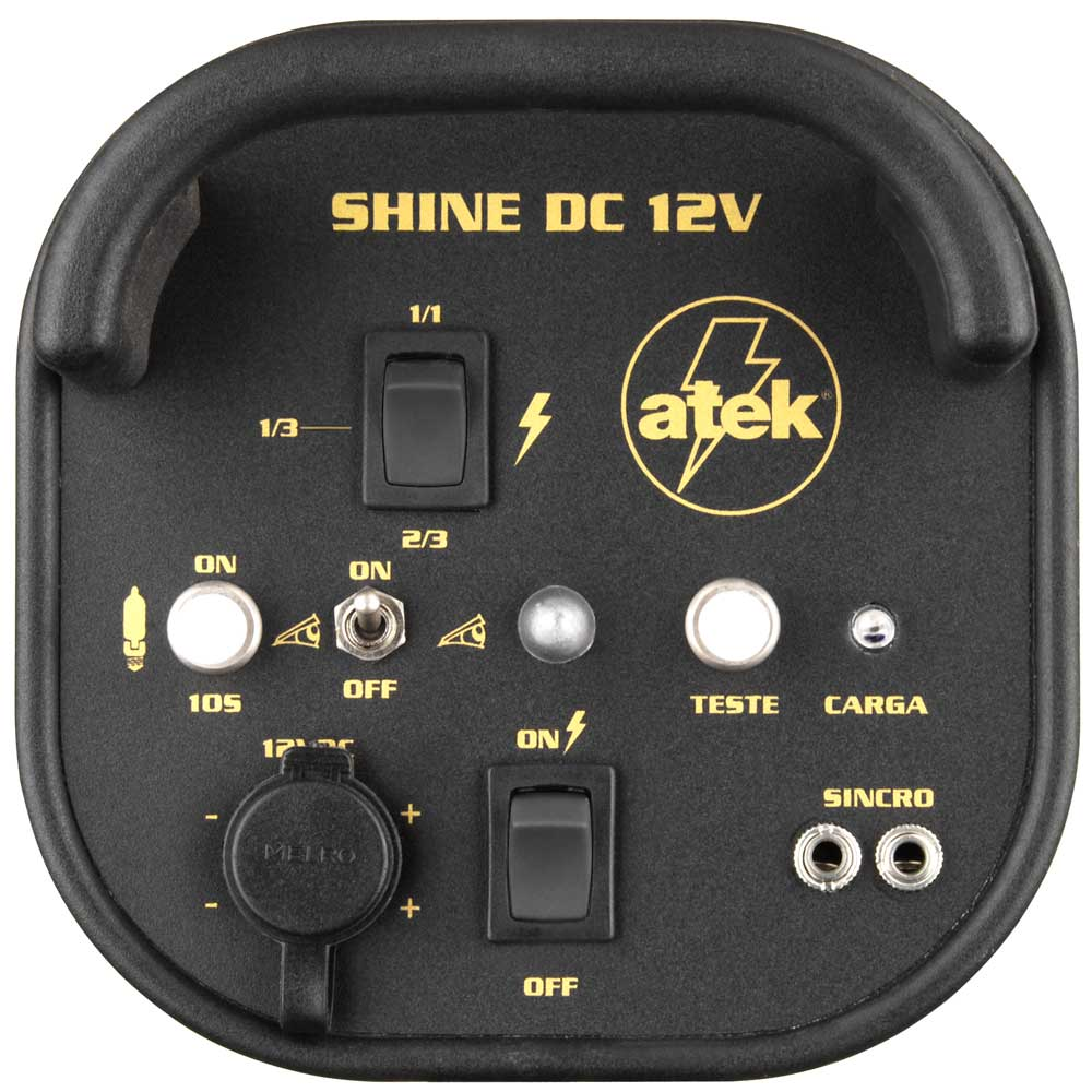 AT451 Flash Shine 500 - 12 volts - avulso