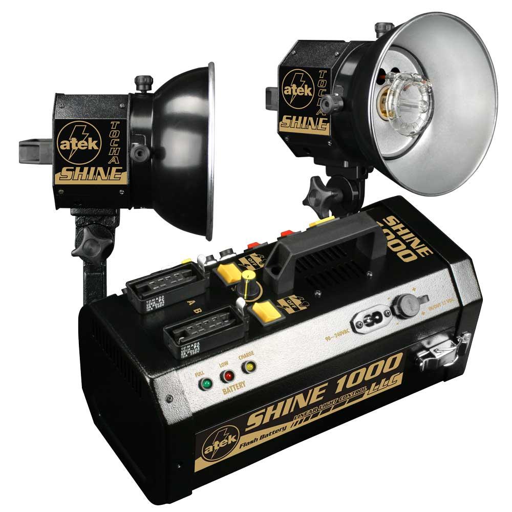 AT700 - Gerador Shine 1000 com 2 Tochas