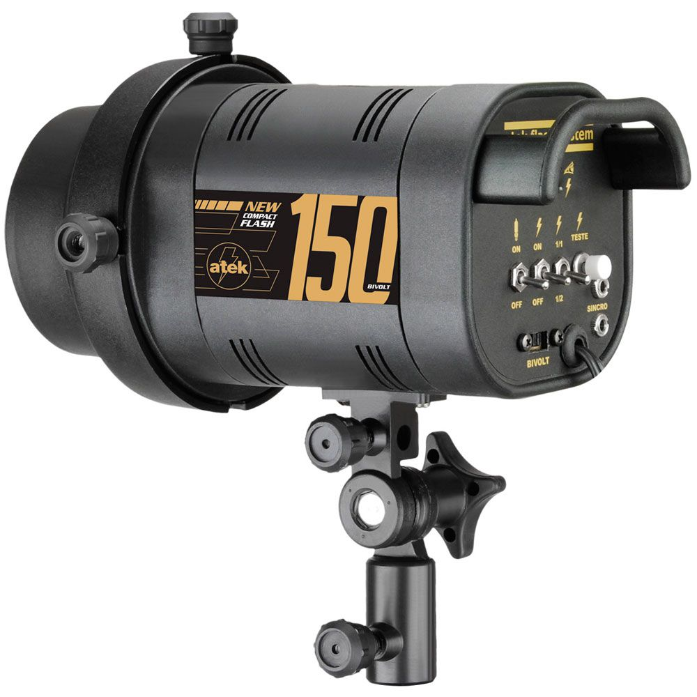 AT594C Conjunto New Compact 150 Luz de Cabelo