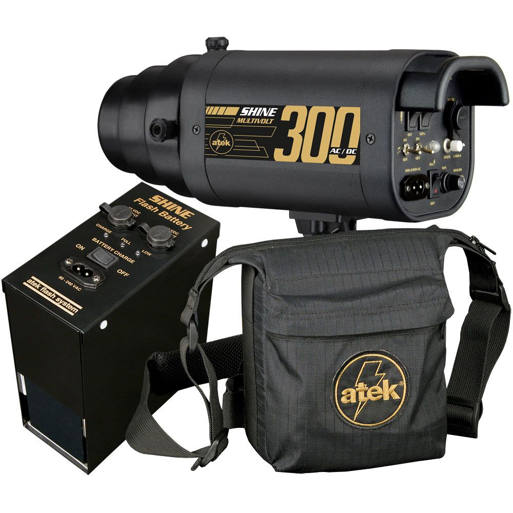 AT301 Conjunto Shine 300 Multivolt AC/DC