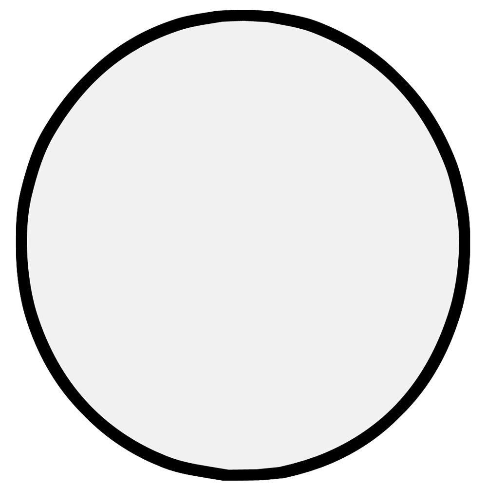 Difusor Circular Dobrável