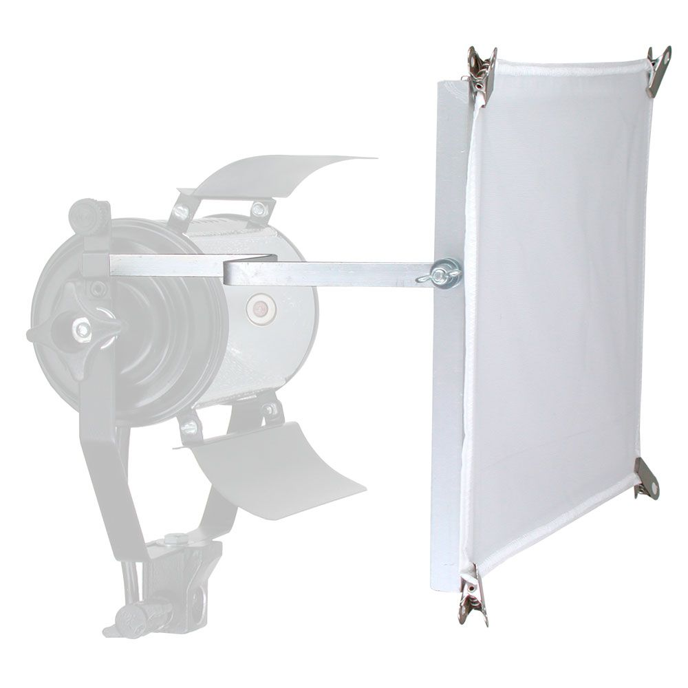 AT801E Difusor com armação dobrável para Vídeo Light 500C