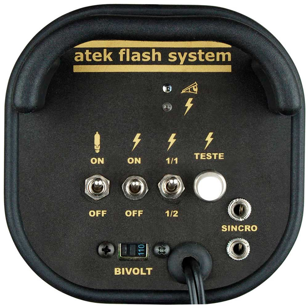 AT593 Flash Modelo New Compact 150