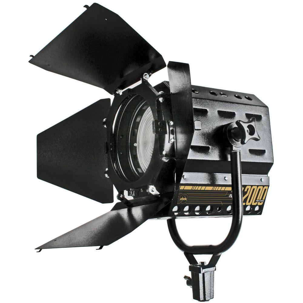 AT508 Fresnel de LED 2000 PRÓ - 5500K