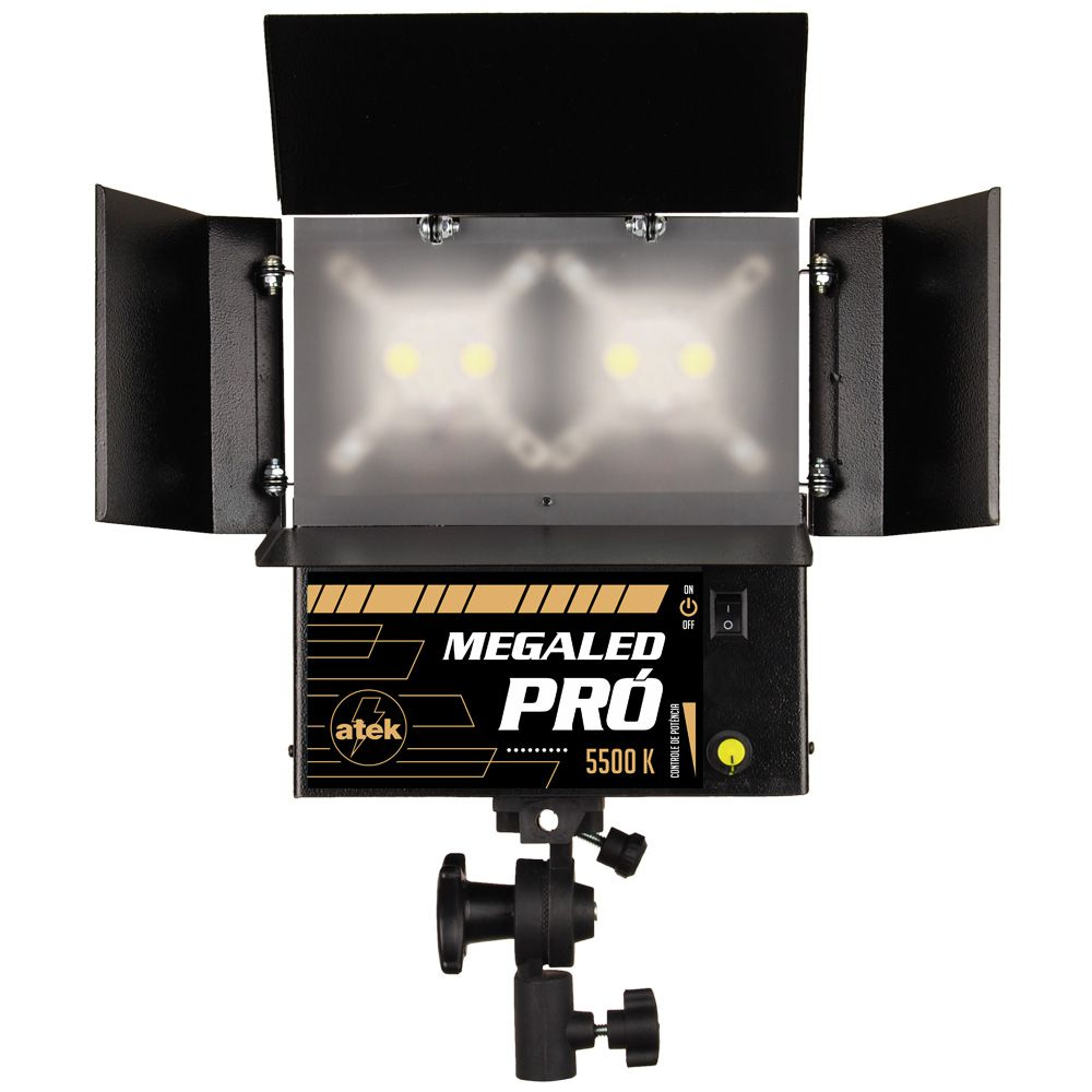 AT256 Iluminador Megaled Pró