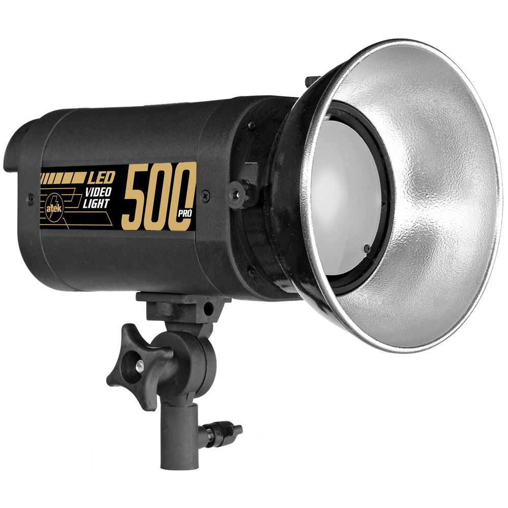 AT065 Iluminador Video Light Led 500 PRÓ 5500K